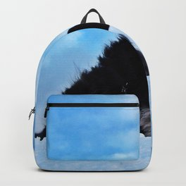 Dog in the Sky Backpack