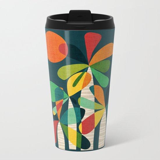 Palma Metal Travel Mug