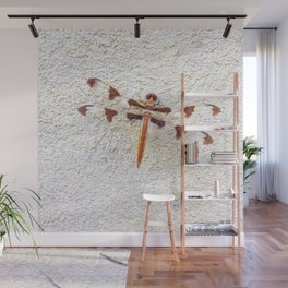 Dragonfly on Wall | Nature Photography | Dragonflies | Nadia Bonello Wall Mural