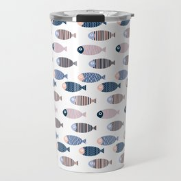 Raid of Fish Travel Mug