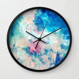 Imagine Planets Wall Clock