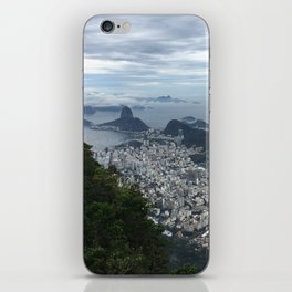 Rio De Janeiro, Brazil iPhone Skin
