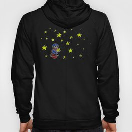 Jimmy the Star Biter Hoody