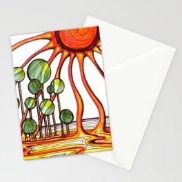 Liquid Star Stationery Cards