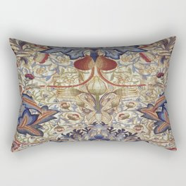 Art work of William Morris 9 Rectangular Pillow