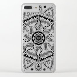 Unlocked Clear iPhone Case