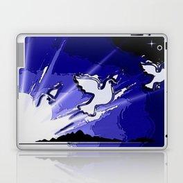 Fly, fly away. Laptop & iPad Skin