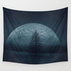 Moon Twilight Wall Tapestry