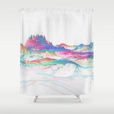 MNŁŃMT Shower Curtain