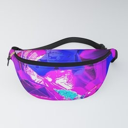 Canvas of the night sky fashion show Fanny Pack