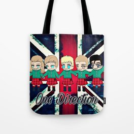One Direction-7 Tote Bag