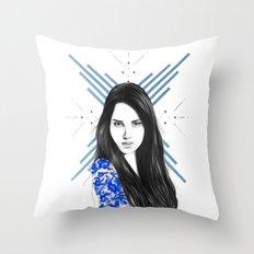 ODESSA Throw Pillow
