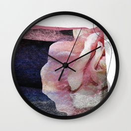 floral sence Wall Clock