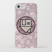 the neighbourhood iPhone & iPod Cases featuring The Neighbourhood House by Meuphrosyne