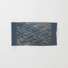 Kiwi Waves DPG150528a Hand & Bath Towel