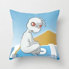Fregoli Throw Pillow