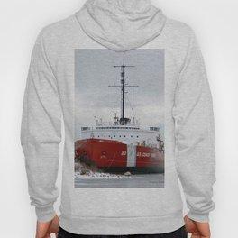 USCG Cutter Mackinaw 83 Hoody