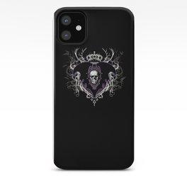 Aurelio Voltaire Crest iPhone Case