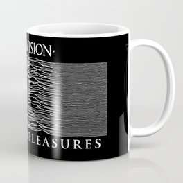 The Line Of Division Coffee Mug
