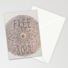 Free Soul Stationery Cards