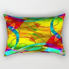 S P I R A L I S Rectangular Pillow