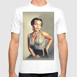 Eartha Kitt, Hollywood Legend T-shirt