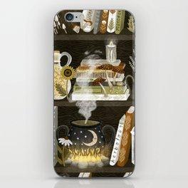 herbalist iPhone Skin