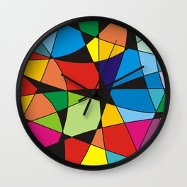 True colors no.84 Wall Clock