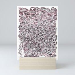 Breathe by Riendo Mini Art Print