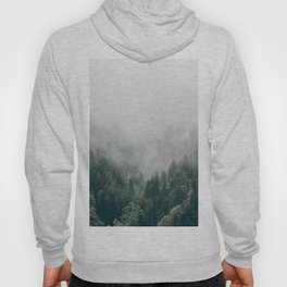 Foggy Forest 3 Hoody