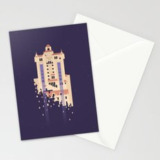 The Hollywood Tower Hotel Stationery Cards