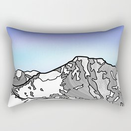 Ben Nevis Scotland Rectangular Pillow