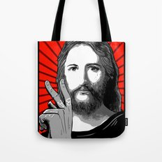 Jesus Bane #00 Tote Bag
