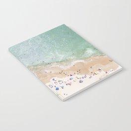 Pastel Beach Notebook