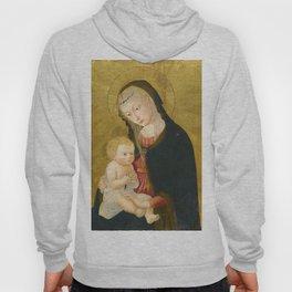 Madonna and Child, Pseudo-Pier Francesco Fiorentino, 1445 Hoody