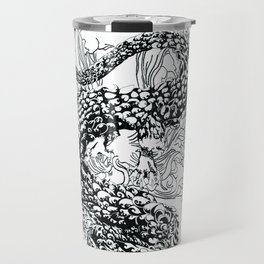 A Dragon from your Subconscious Mind Travel Mug