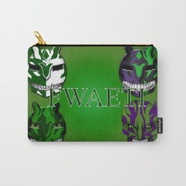Green eyed Monster (Generation) Carry-All Pouch