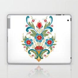 Nordic Rosemaling Laptop & iPad Skin