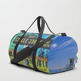 Hermosa Beach Duffle Bag