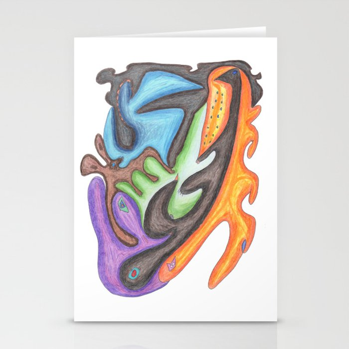 Drawing #80 Stationery Cards