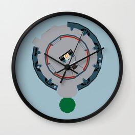 Enterprise main bridge Wall Clock