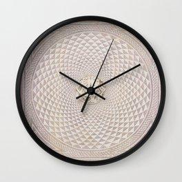 Beyond Babylon Wall Clock