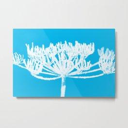 floral 008. Metal Print