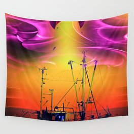 Lighthouse 2 Wall Tapestry