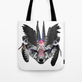 Fox Chief Tote Bag