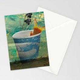 Fishing Frenzy Stationery Cards