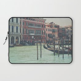 looking along the Grand Canal ... Laptop Sleeve
