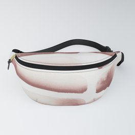 3  | 190403 Watercolour Painting Abstract Pattern Fanny Pack