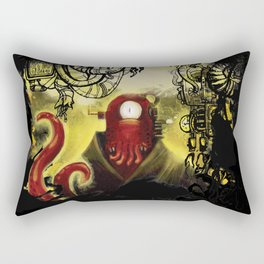 Zoidpunk Steampunk Zoidberg Rectangular Pillow