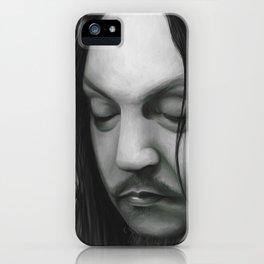 Peter Tägtgren iPhone Case